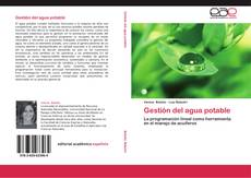 Bookcover of Gestión del agua potable