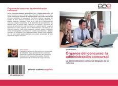 Capa do livro de Órganos del concurso: la administración concursal