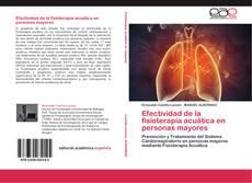 Bookcover of Efectividad de la fisioterapia acuática en personas mayores