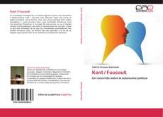 Capa do livro de Kant / Foucault