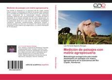 Bookcover of Medición de paisajes con matriz agropecuaria