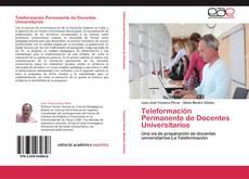 Teleformación Permanente de Docentes Universitarios的封面