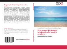 Programa de Manejo Integrado del sector costero的封面