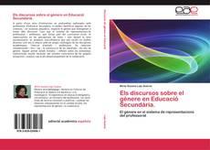 Els discursos sobre el gènere en Educació Secundària. kitap kapağı