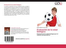 Evaluación de la edad biológica kitap kapağı