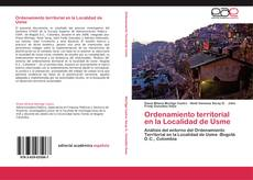 Borítókép a  Ordenamiento territorial en la Localidad de Usme - hoz