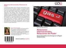 Buchcover von Relaciones Internacionales, Relaciones de Poder