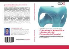 Capa do livro de Competencia Matemática y Desarrollo del Pensamiento Espacial