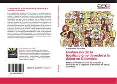 Portada del libro de Evaluación de la focalización y derecho a la Salud en Colombia