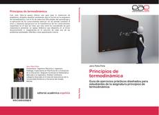 Principios de termodinámica的封面
