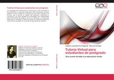 Bookcover of Tutoría Virtual para estudiantes de postgrado