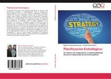 Bookcover of Planificación Estratégica: