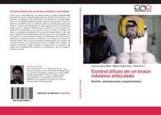 Buchcover von Control difuso de un brazo robótico articulado