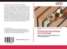 Enseñanza-Aprendizaje de la Geología kitap kapağı