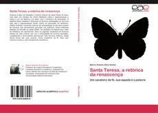 Capa do livro de Santa Teresa, a retórica da renascença