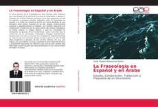 La Fraseología en Español y en Árabe kitap kapağı