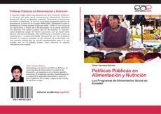 Copertina di Políticas Públicas en Alimentación y Nutrición