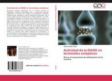 Borítókép a  Actividad de la DAGK en terminales sinápticos - hoz