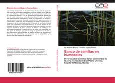 Capa do livro de Banco de semillas en humedales
