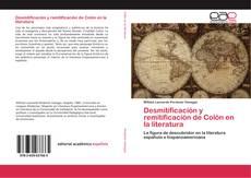 Capa do livro de Desmitificación y remitificación de Colón en la literatura