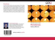 Bookcover of Persistencia