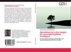 Buchcover von Aproximación a los rasgos de una espiritualidad ecológica