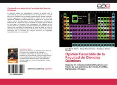 Bookcover of Opinión Favorable de la Facultad de Ciencias Químicas