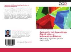 Обложка Aplicación del Aprendizaje Significativo en Matemáticas Básicas