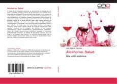 Portada del libro de Alcohol vs. Salud