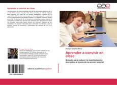 Buchcover von Aprender a convivir en clase