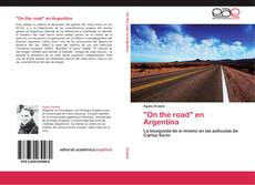 """Bookcover of """"On the road"""" en Argentina"""