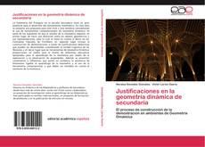 Capa do livro de Justificaciones en la geometría dinámica de secundaria