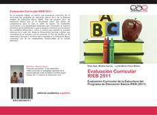 Bookcover of Evaluación Curricular RIEB 2011