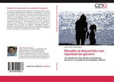 Desafío al desarrollo con equidad de género kitap kapağı