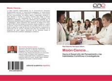 Обложка Misión Ciencia...