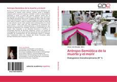 Capa do livro de Antropo-Semiótica de la muerte y el morir