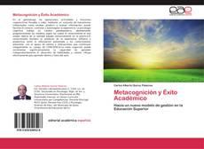 Borítókép a  Metacognición y Éxito Académico - hoz