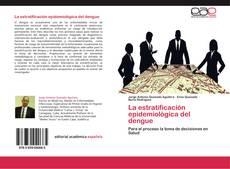Buchcover von La estratificación epidemiológica del dengue