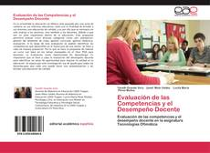 Portada del libro de Evaluación de las Competencias y el Desempeño Docente