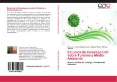 Copertina di Estudios de Investigación sobre Turismo y Medio Ambiente