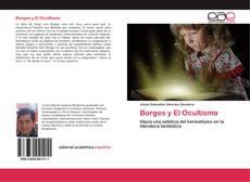 Portada del libro de Borges y El Ocultismo