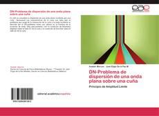 Bookcover of DN-Problema de dispersión de una onda plana sobre una cuña