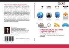 Portada del libro de Infraestructura de Firma Digital Argentina