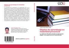 Buchcover von Objetos de aprendizaje en modalidad presencial