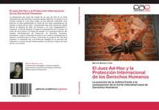 Buchcover von El Juez Ad-Hoc y la Protección Internacional de los Derechos Humanos