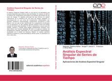 Buchcover von Análisis Espectral Singular de Series de Tiempo