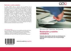 Capa do livro de Nutrición y estrés oxidativo
