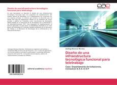 Portada del libro de Diseño de una infraestructura tecnológica funcional para teletrabajo