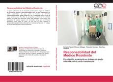 Capa do livro de Responsabilidad del Médico Residente