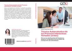 Técnica Autoevaluativa de los Procesos Interactivos Verbales (orales)的封面